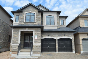 BRAND NEW DOUBLE DETACHED HOME FOR RENT