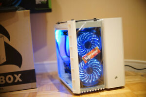 New I5 8400 gaming PC SSD Nvidia GTX
