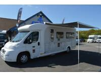 2009 AUTOCRUISE STARDREAM MOTORHOME 2 BERTH 2 TRAVELLING SEATS 2.2 DIESEL 6 SPEE