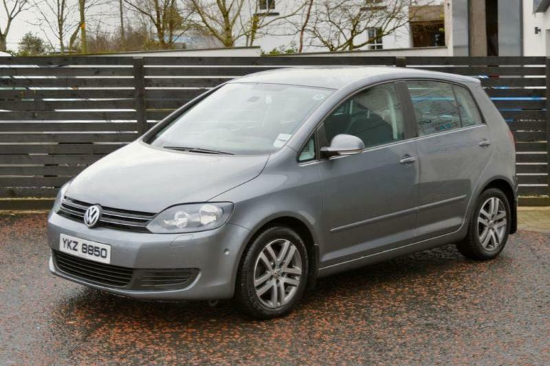 2010 Volkswagen Golf Plus 1 4 Se Tsi Dsg 5d Auto 121 Bhp In