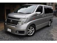 2002 (02) Nissan Elgrand Highway Star