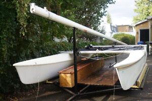 Catamaran Prindle 1984