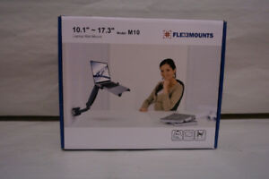 "New Fleximounts 10.5"" Swivel 17.3"" M10 Monitor / Notebook Wall M"