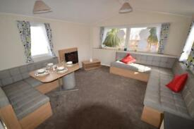 Static caravan for sale east coast 2 bedrooms sea view park Felixstowe Suffolk