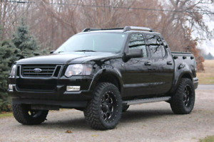 Ford Explorer Sport Trac Limited 4x4