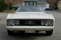 1973 Ford Mustang 2dr Hard Top