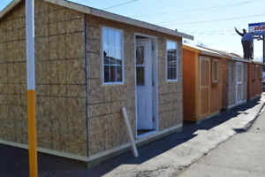 #1 shed builder in Ontario! Free online quotes!