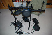 Rock Band Pro Drum Kit with Cymbals