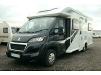 Bailey Approach Autograph 740 fixed bed motorhome