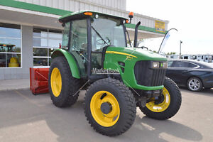 SOLD SOLD SOLD (PPU) John Deere 5083E ONLY 650hrs