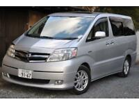 2008 (08) Toyota Alphard Hybrid 4WD Disable Seat Enabled