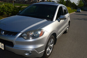 **2008 Acura RDX SH-AWD turbo w/navi&backup camera**
