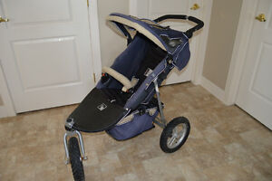 Valco stroller with bassinet