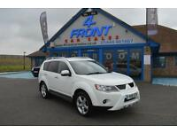 2010 MITSUBISHI OUTLANDER 2.0 DIESEL 6 SPEED MANUAL 5 DOOR 4X4 INTENSE WARRIOR 7