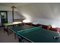 Great condition table tennis table , moving away quick cheap sale