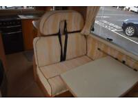 2006 AUTO-SLEEPER NUEVO INCA 330 LX MWB HDI 2.8 DIESEL MANUAL 4/5 BERTH 4 TRAVEL