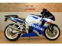 2003 03 SUZUKI GSXR 1000 K2