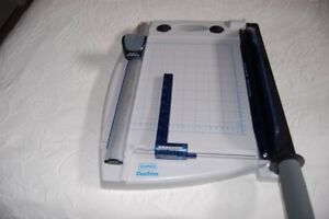 Paper cutter & Punch