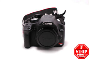 Canon Rebel T3 and T3i DSLR Camera