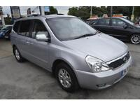 Kia Sedona 2.2CRDi 2 manual 7 seater mpv 2010