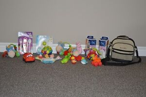 Insulated Bottle Bag, Baby Bottles, Baby Toys Kawartha Lakes Peterborough Area image 2