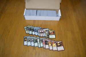 Magic the Gathering 1150+ Modern/Vintage Un/Commons and Rares