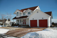 NEW PRICE 2 Apartment Executive Stunning Home with 2 Car Garage