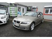 2011 BMW 3 SERIES 320D EXCLUSIVE EDITION TOURING GREAT COLOUR COMBO ESTATE DIES