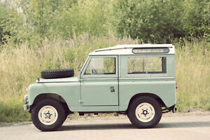 Land Rover Series I or II Project