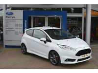 2016 FORD FIESTA 1.6 EcoBoost ST-3 3dr