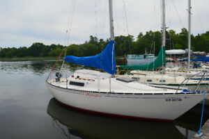 1973 C&C 25 Sailboat For Sale