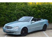 Mercedes-Benz CLK240 2.6 Elegance