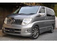 2005 (55) Nissan ELGRAND HIGHWAY STAR