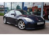 2008 NISSAN 350Z 3.5 V6 313 BLUETOOTH, XENONS, AIR CON and 18andquot; ALLOYS
