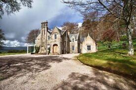 Ardhuncart Lodge, Kildrummy, Alford, Aberdeenshire, AB33 8PQ