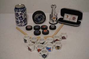 Various NHL Collectibles