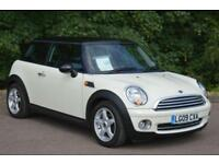 2009 MINI HATCHBACK 1.6 Cooper 3dr LOW MILEAGE