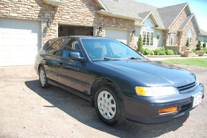 1995 Honda Accord se Wagon