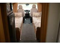2013 ELDDIS MAJESTIC 175 MOTORHOME CAMPERVAN PEUGEOT BOXER 2.2 DIESEL 130 BHP 6