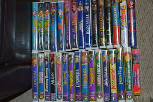 Assorted Movies VHS/DVD