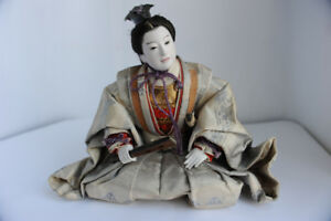 Japanese antique dolls.