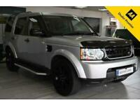 2013 62 LAND ROVER DISCOVERY 3.0 4 SDV6 GS 5D 255 BHP DIESEL