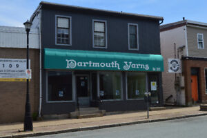 Prime Commercial Space for Rent Downtown Dartmouth-Portland St