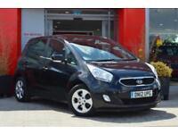 2012 KIA VENGA 1.6 3 5dr Auto