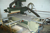 SCM Record 1 CNC Router with Tool Changer & V/T
