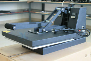 "Brand New Heat Press 15"" x 15"" for t-shirt and Sublimation"