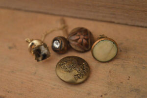 Antique Buttons and pins Prince George British Columbia image 1