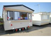 Static Caravan Nr Clacton-On-Sea Essex 2 Bedrooms 0 Berth Willerby Rio 2009