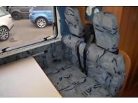 2007 CI CARIOCA 656 MOTORHOME 2.3 DIESEL MANUAL 6 BERTH 6 TRAVELLING SEAT MOTOR