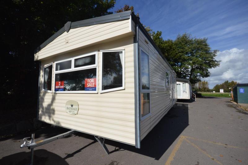 Static Caravan Chichester Sussex 2 Bedrooms 6 Berth Cosalt Baysdale 2005